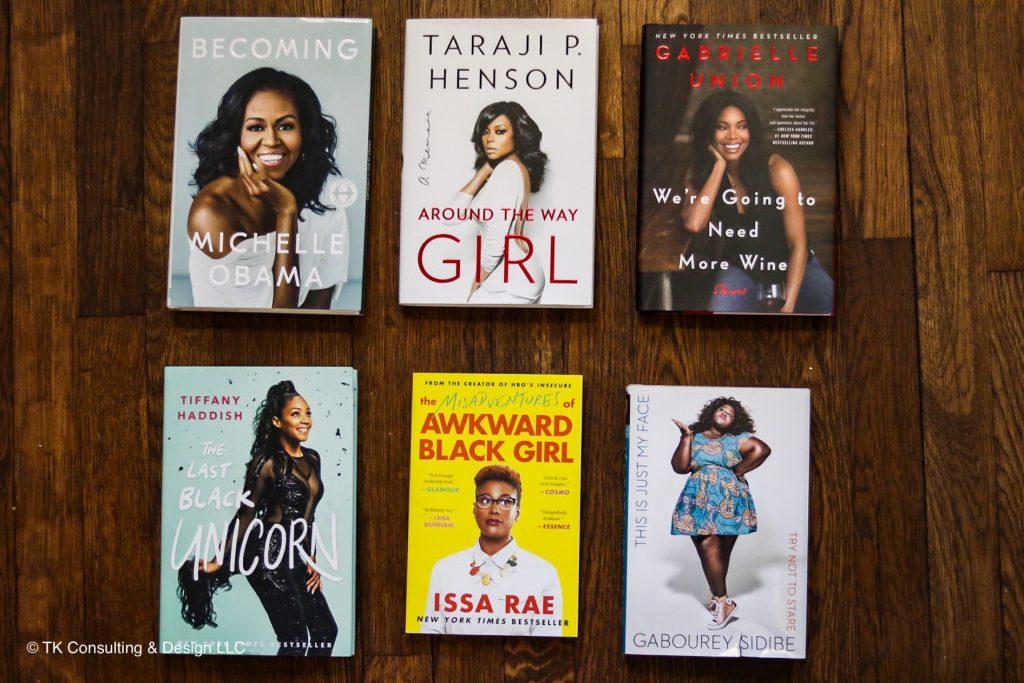 2019 Black Girl Boss Reading List