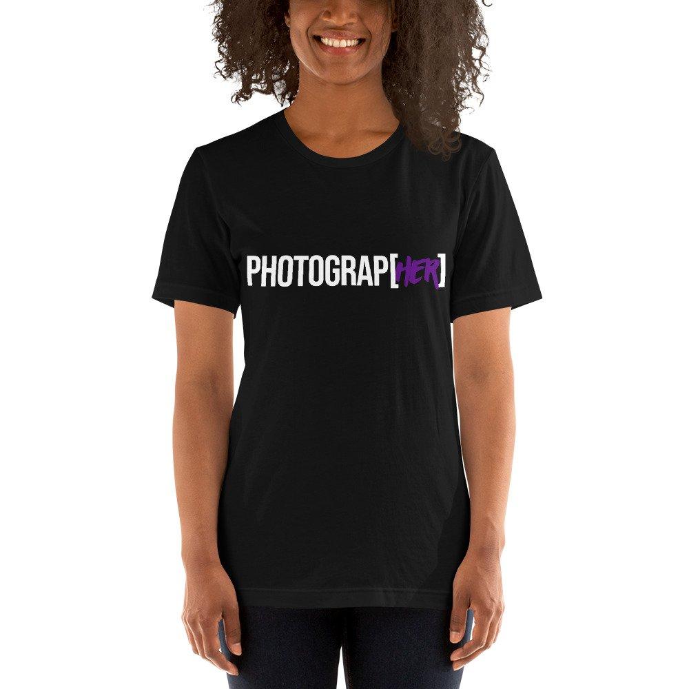 Photograph[her] Short-Sleeve Unisex T-Shirt