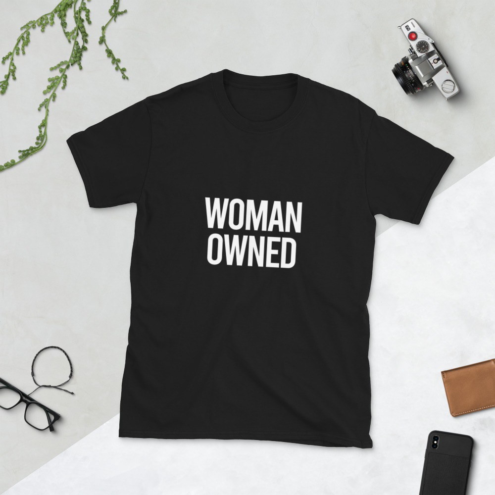 Woman Owned Short-Sleeve Unisex T-Shirt