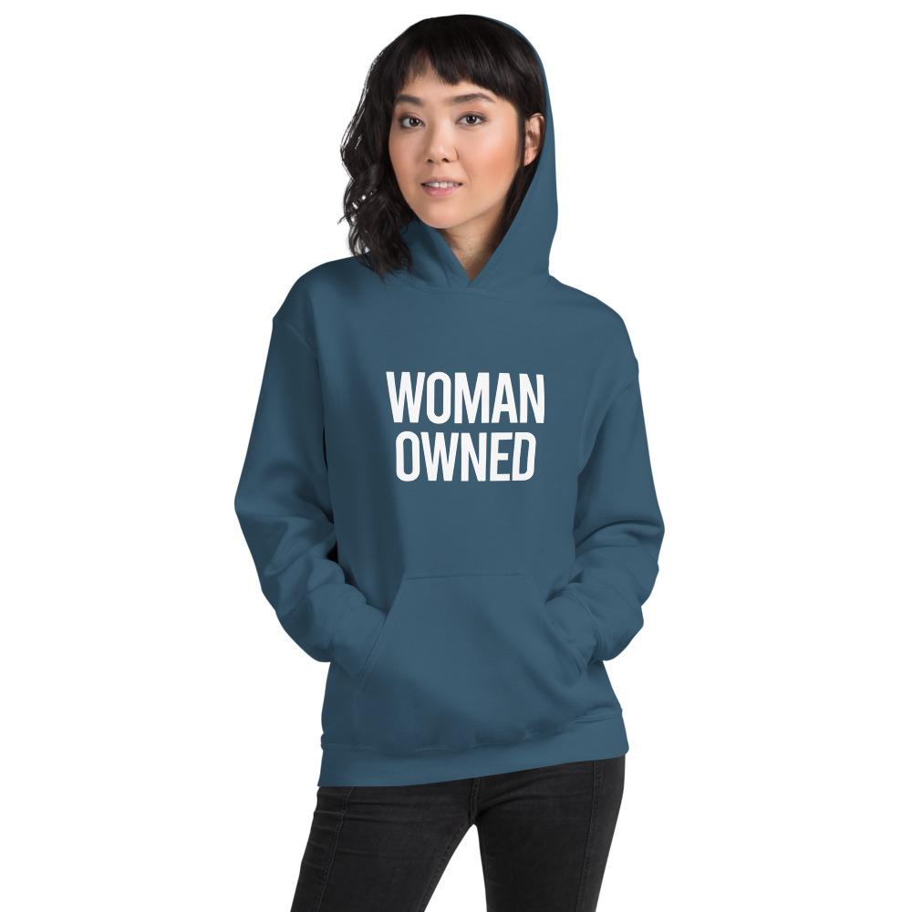 Woman Owned Unisex Hoodie