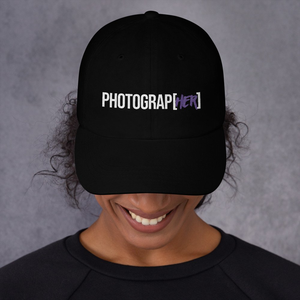 Photograp[her] Dad Hat