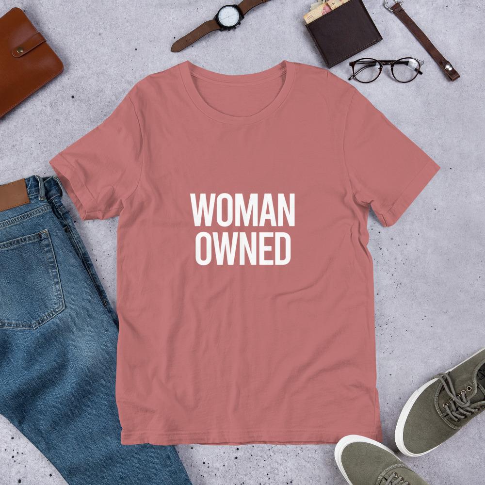 Women Owned Short-Sleeve Unisex T-Shirt