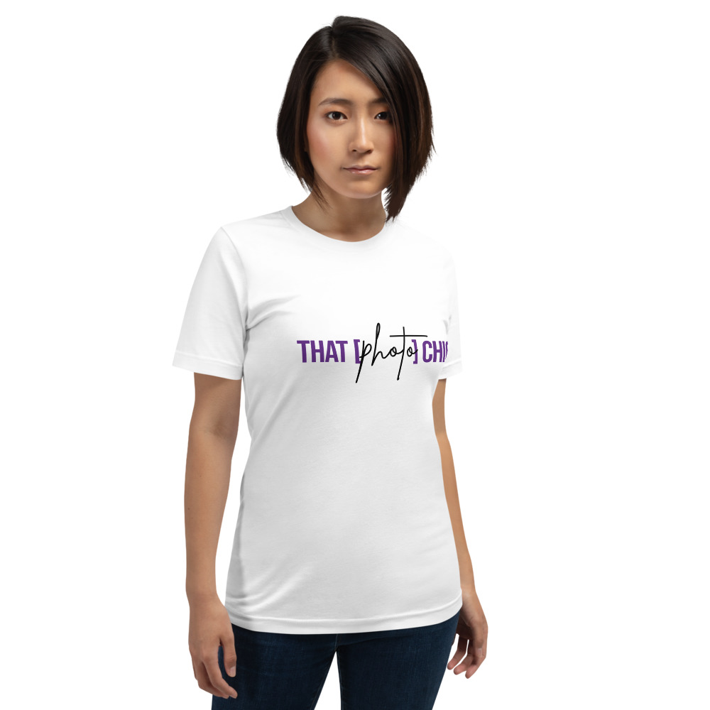 That Photo Chick Short-Sleeve Unisex T-Shirt