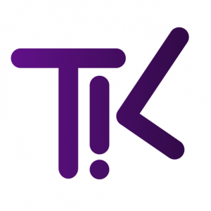 TK Consulting and Design LLC Logo icon